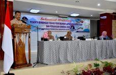 Pemkab Agam Gelar Bimtek Pelaporan Kinerja 2019 dan Perjanjian Kinerja 2020