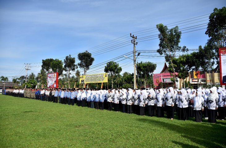 Peringatan Hari Bela Negara ke-71, Indra Catri Sampaikan Amanat Presiden