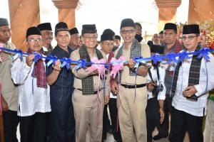 Resmikan Masjid Senilai Rp11 M di Ladang Laweh, Gubernur Sumbar Apresiasi Semangat Masyarakat