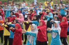 Rabu Krida: Sehat dan Silaturahmi