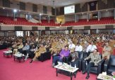 Indra Catri Hadiri Raker Pengelolaan Dana Desa 2020
