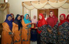 Pertama Tahun Ini, Dekranasda Padang Kunjungi Agam