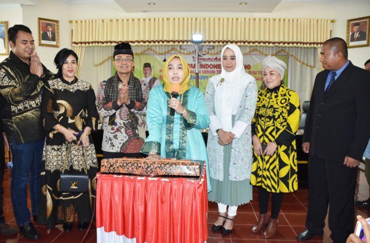 Launching Program Indonesia Terang, PT Imza Rizky Jaya Hibahkan 7 Ribu PJU-TS untuk Agam
