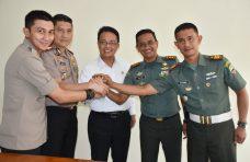 Dana Hibah Pengamanan Pilkada Agam Rp3,5 M, Indra Catri Harap Terwujudnya Pemilu Badunsanak