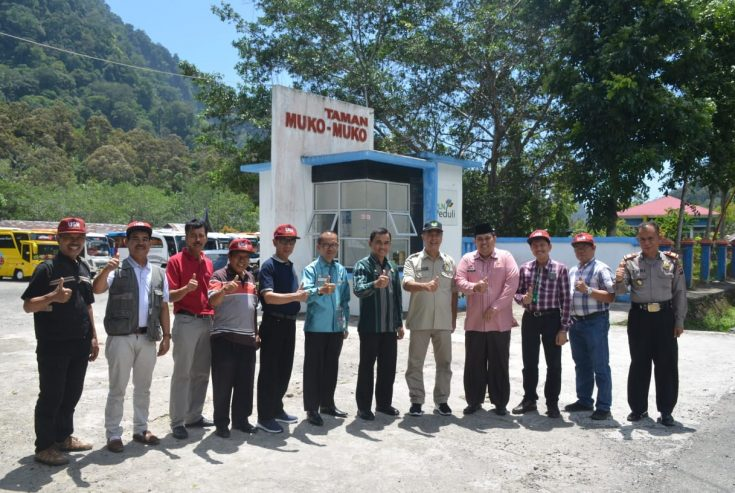 765 Mahasiswa Universitas Baiturrahmah Laksanakan USR di Nagari Sungai Batang