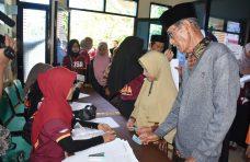 Unbrah Padang Buka Pelayanan Kesehatan Gratis bagi Masyarakat Tanjung Raya