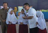 Lomba Bintang Sains Agam Ditabuh, Indra Catri: Kita Ciptakan Anak Bermental Juara