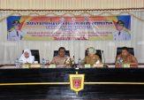 Pemkab Agam Gelar Rapat Kesepakatan Bhakti IBI-KB Kesehatan