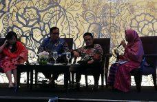 Indra Catri Jadi Narasumber Workshop Penyelamatan Danau Prioritas Nasional
