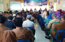 Musrenbang Kecamatan IV Angkek Prioritaskan Pembangunan Infrastruktur