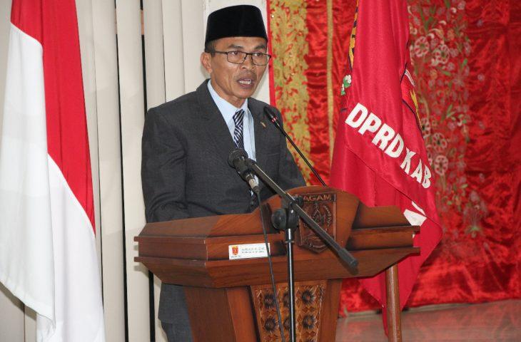 Pimpinan DPRD Agam Minta IKADe Ikut Mensosialisasikan Program Pemda