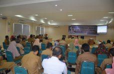 Tindaklanjuti Hasil Musrenbang Kecamatan, Pemkab Agam Gelar Forum Lintas OPD