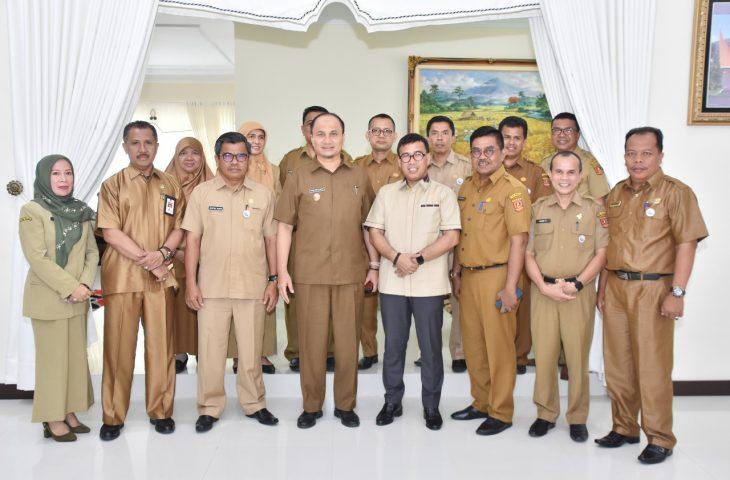 Di Hadapan Anggota DPD RI, Wabup: Jumlah ASN Agam Jauh dari Kebutuhan