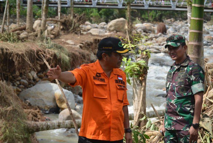 Pemkab Agam Tetapkan Masa Tanggap Darurat Banjir Bandang Satu Minggu