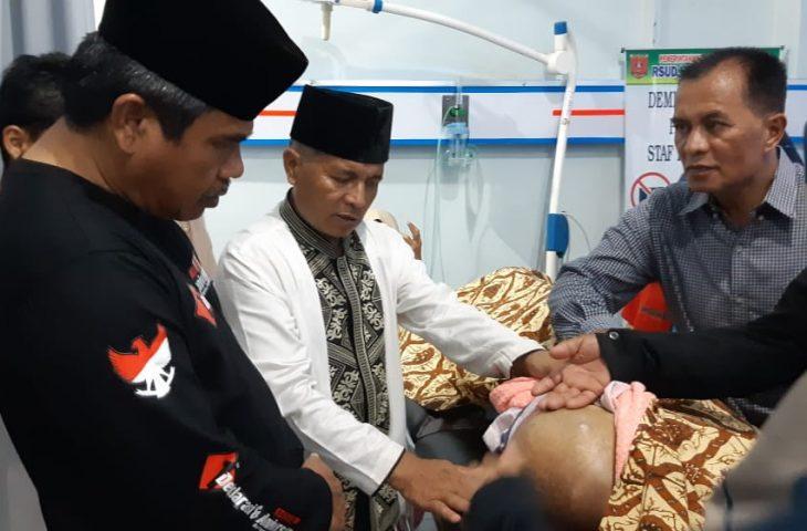 Bupati Agam Ungkap Duka, Alfajri Maulana Penderita Osteosarcoma Berpulang
