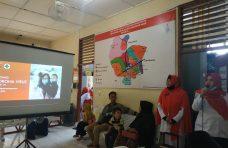 Cegah Corona, Puskesmas Manggopoh Edukasi Masyarakat Jaga Pola Hidup Sehat