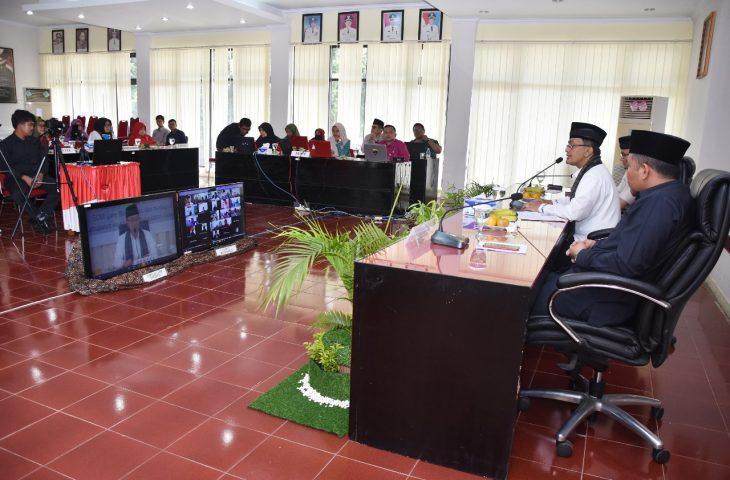 Pemkab Agam Angkat Delapan Isu Strategis dalam Musrenbang RKPD 2021