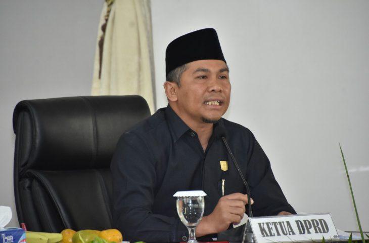 #AgamSiagaCovid19, Ketua DPRD Dukung Bupati Agam