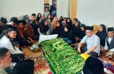 Ketua MUI Agam Fauzi Damrah Berpulang, Indra Catri: Beliau Tokoh yang Karismatik