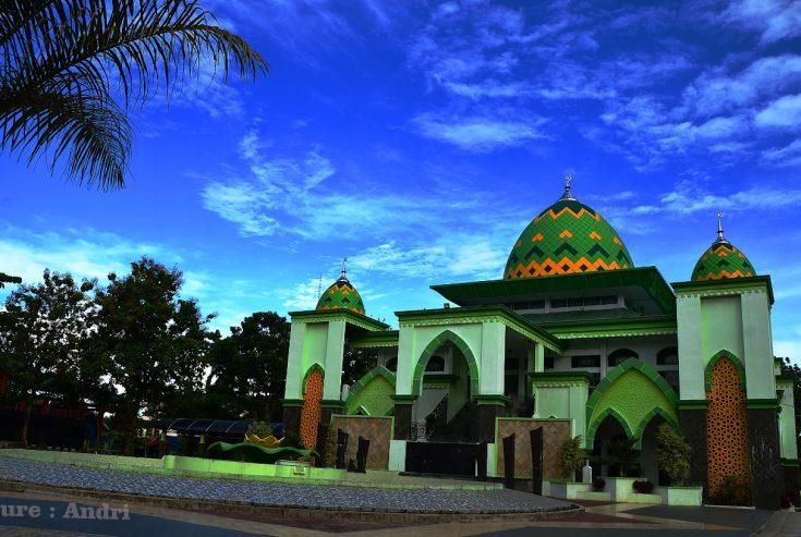 Siaga Covid-19, Indra Catri Harap Masyarakat Jangan Meninggalkan Masjid