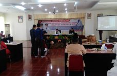 Perdana di Sumbar, VCON Musrenbang RKPD 2021 Kabupaten Agam Sedang Berlangsung