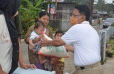 Kunjungi Kampung Halaman, Indra Catri Dengarkan Keluh Kesah Anak Kemenakan