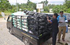 Kecamatan Ampek Nagari Salurkan Bantuan Pangan Bagi Masyarakat Terdampak Covid-19