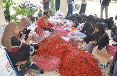 492 KK di Nagari Bawan Terima Bantuan Sembako dari Pemkab Agam