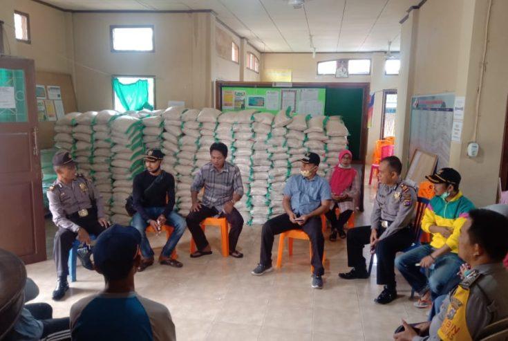 Bantuan Beras untuk 2.218 KK di Tanjung Raya Segera Disalurkan