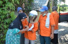 25 Ton Beras Disalurkan di 3 Nagari Tanjung Mutiara Hari Ini