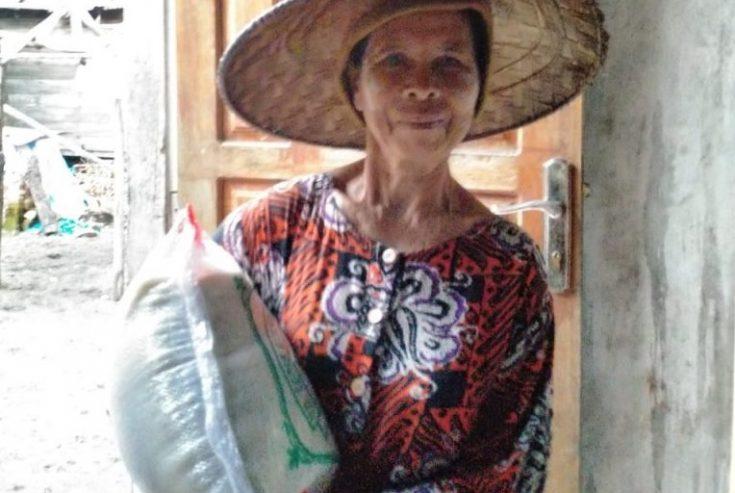 KAN Tiku V Jorong Bagikan 20 Ton Beras, Wujud Tanggungjawab Mamak ke Kamanakan