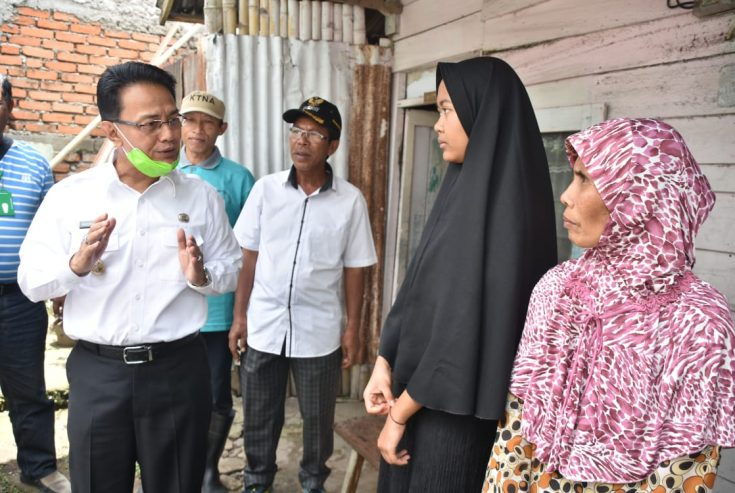 Kembali Himbau Tiadakan Aktivitas di Pasar, Indra Catri : Kita Harus Konsisten Cegah Covid-19