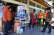 Bank Nagari Lubuk Basung Peduli, Berbagai Bantuan Diserahkan untuk Penanganan Covid-19