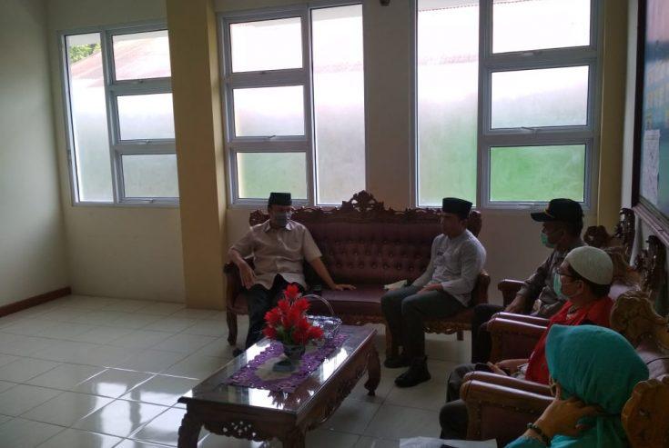Monitoring PSBB di Tanjung Raya, Wabup Agam Minta Masyarakat Ikuti Himbauan Pemerintah