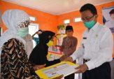 Bantuan Langsung Tunai Kabupaten Agam Mulai Hari Ini  Diserahkan Kepada Masyarakat