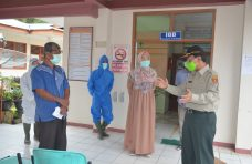 Tinjau Kesiapan Puskesmas Tangani Pasien Covid-19, Indra Catri: Jangan Ada Lagi Transmisi Lokal