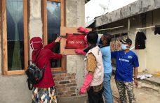 Hindari Tumpang Tindih Penerima Bantuan, Rumah Warga Diberi Tanda