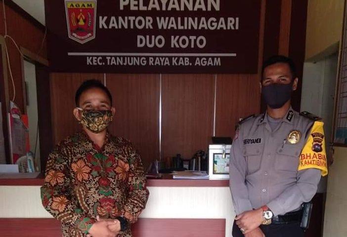 Nagari Duo Koto Usulkan 252 KK Penerima BLT Pemkab Agam