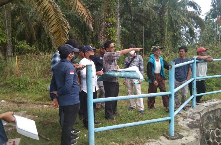 DPSDA Sumbar Buat Perencanaan Normalisasi Sungai Batang Bawan