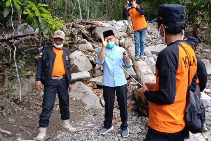 Tanjung Sani Jadi Lokasi Studi Komparatif BPBD Bukittinggi