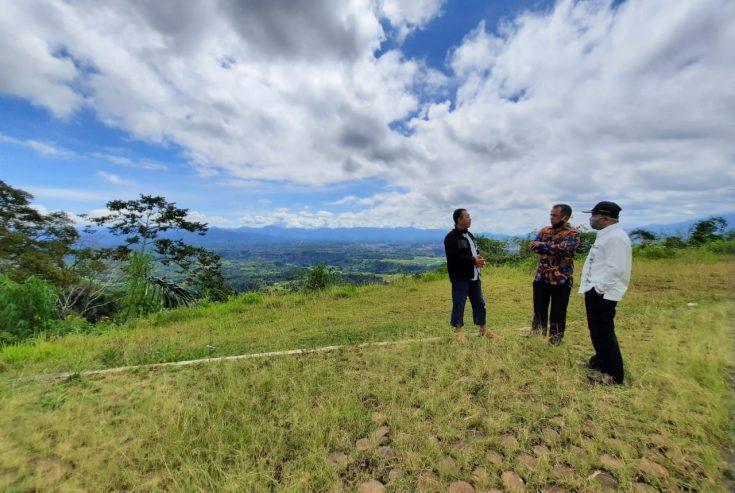 Tenaga Ahli Dilibatkan Menata Objek Wisata Taman Raya Balingka