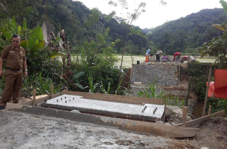 Nagari Koto Rantang Anggarkan Rp 217 Juta Bangun Jembatan Puduang