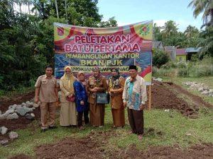 Ninik Mamak Bawan Hibahkan Tanah untuk Pembangunan Kantor BKAN