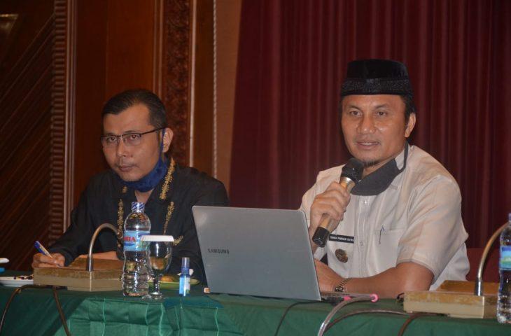 DPMN Agam Gelar Bimtek untuk Asesor Gerakan Nagari Madani
