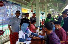 Mahasiswa KKN di Bukik Batabuah Gelar Donor Darah Massal