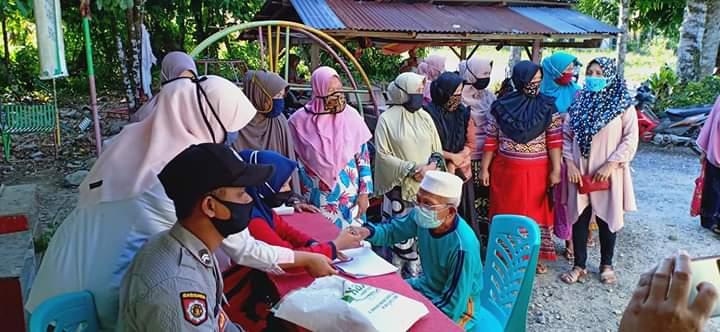 Penyaluran BLT DD Tahap III di Batukambiang Tuntas