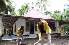 KKN 40 Hari di Tanjung Mutiara, Mahasiswa IAIN Bukittinggi Gerakkan Berbagai Program