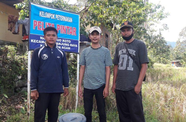 Bermodalkan Nekat dan Kemauan Tinggi, Pemuda di Tanjung Raya Sukses Kembangkan Kambing Etawa