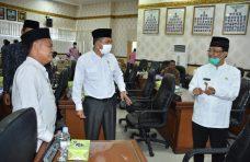 Dampak Covid-19, Target Penerimaan Pendapatan Daerah Agam Turun Pada 2021