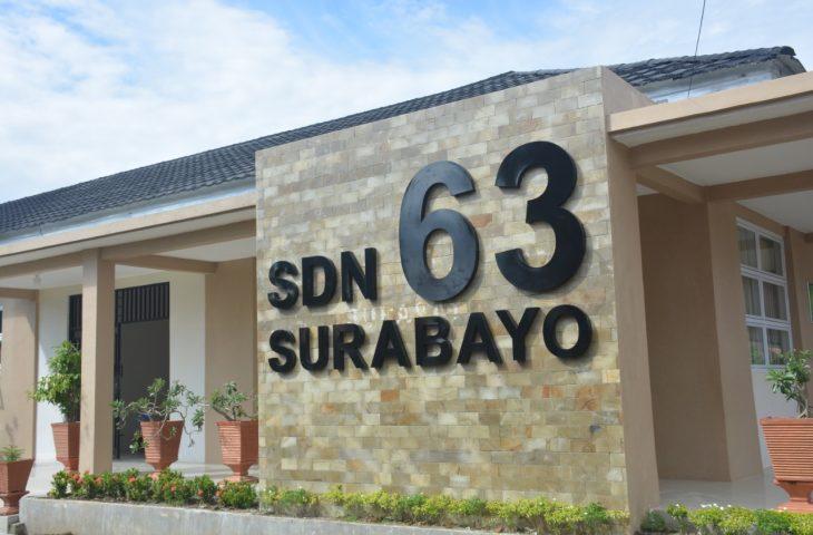 """Gedung Baru SDN 63 Surabayo-Wujud Indra Catri """"Selamatkan"""" Generasi muda"""
